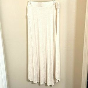 Cato Jersey Material Maxi Skirt Size L C25E